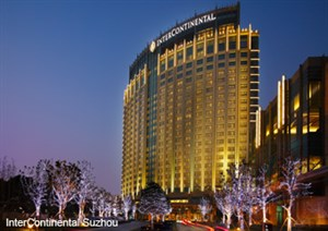 3Intercontinental Suzhou