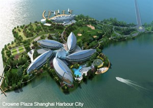 1Crowne Plaza Shanghai Harbour City